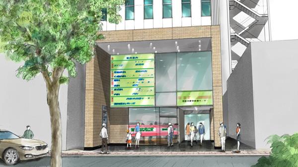 西新井駅前店(都市型医療ビル)